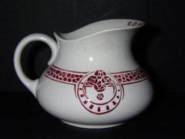 Broc à eau en faience de Badonviller / Badonviller faience water jug