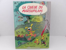 "BD La queue du Marsupilami / French book ""La queue du Marsupilami"""