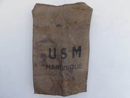 Sac à grains USM Martinique / USM Martinique Grain sack