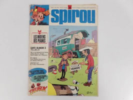Journal de Spirou n°1830, 1973 / Spirou Magazine n° 1830, 1973.