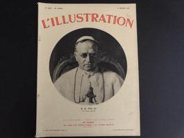 Journal l'Illustration n° 4897, 1937 / L'Illustration magazine n°4897, 1937