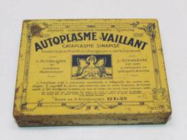 Boite métal ancienne autoplasme Vaillant / Autoplasm Vaillant old tin