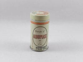 Boite en métal ancienne de pharmacie bande d'Albuplast / Old pharmacy Albuplast band tin