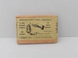 Ancienne mèche pour lampe à pétrole / Old wick for oil lamp