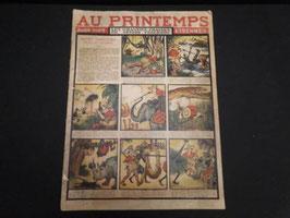 Catalogue ancien Au Printemps Paris, Etrennes 1923 / Antique french catalogue Au Printemps Paris, Etrennes 1923