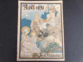 Journal l'Illustration n° 2763 Noël 1895 / L'Illustration magazine n°2763, Christmas 1895