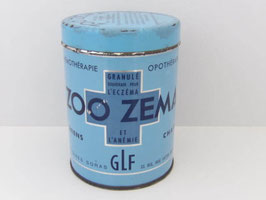 Boite métal vétérinaire Zoo Zema / Zoo zema veterinary tin