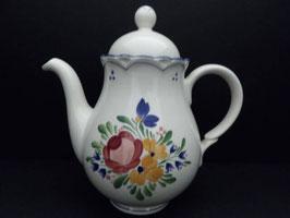 Théière en céramique Allemande Schramberger / Schramberger majolika tea pot