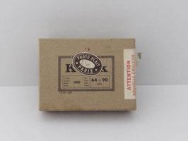 Feuilles de papier photographique ancien Kodak / Vintage Kodak photographic paper