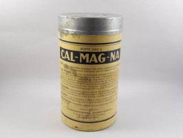 Boite en métal de médicament Cal-Mag-Na / Cal-Mag-Na medicine tin