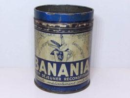 Boite métal Banania Petit déjeuner / Banania breakfast tin