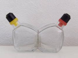Huilier vinaigrier vintage / Vintage oil and vinegar bottle