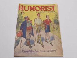 Magazine vintage anglais The Humorist 1932 / English vintage magazine The Humorist 1932