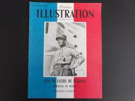 Revue France Illustration n°203, 1952 / France Illustration magazine n°203, 1952
