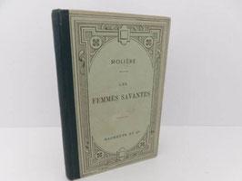 Les Femmes savantes Molière / French book Les Femmes savantes Molière