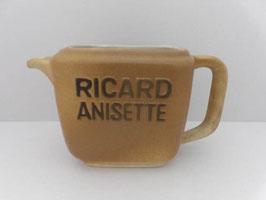 Pichet à eau vintage Ricard anisette / Vintage Ricard anisette water jug