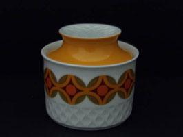 Sucrier en porcelaine vintage Schrinding Bavaria / Vintage Schrinding Bavaria porcelain sugar pot