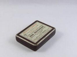 "Boite en métal poudre Hématoéthyroidine Carrion / Carrion tin for powder ""Hématoéthyroidine"""