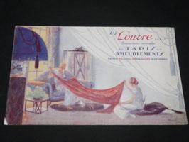 Catalogue ancien Au Louvre Paris  1920, / Antique french catalogue Au Louvre Paris 1920