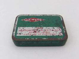 Boite en métal cartouches Gévelot / Gévelot cartridge tin