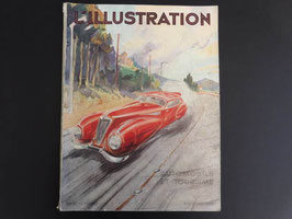 Journal L'Illustration n°4883, 1936 / L'Illustration magazine n°4883, 1936