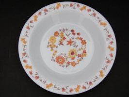 Assiette creuse Arcopal / Arcopal shallow bowl