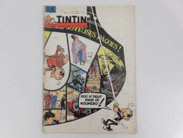 Journal de Tintin n° 805, 1964 / Tintin Magazine n°805, 1964