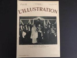 Journal l'Illustration n°4952, 1938 / L'Illustration magazine n°4952, 1938