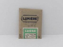 Papier photographique Lumière / Vintage Lumière photographic paper