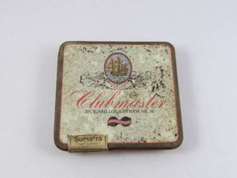 Boite métal cigarillos Clubmaster / Clubmaster Cigar tin
