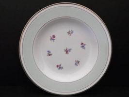 Assiette creuse Poreylor l'Amandinoise / Poreylor l'Amandinoise shallow bowl