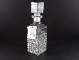Carafe en verre ancienne eau de vie / Old french liquor glass decanter