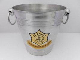 Seau à champagne Veuve Clicquot Ponsardin / Veuve Clicquot Ponsardin champagne bucket