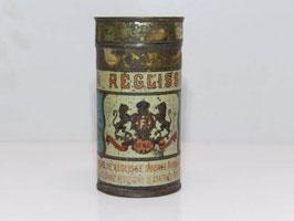 Boite métal ancienne La Réglissine / La Reglissine old french tin