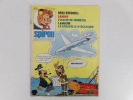 Journal de Spirou n°2070, 1977 / Spirou magazine n°2070, 1977
