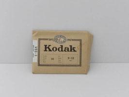 Papier photographique ancien Kodak / Vintage Kodak photographic paper