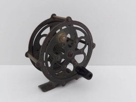 Ancien moulinet pêche à la mouche Kalamazoo surprise / Old Kalamazoo surprise reel fly fishing