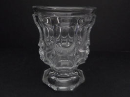 Vase en verre / Vase in glass