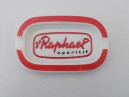 Cendrier vintage apéritifs St Raphaël / Vintage St Raphaël aperitif ashtray