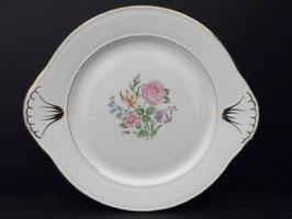 Plat de service L'Amandinoise / L'Amandinoise serving plate