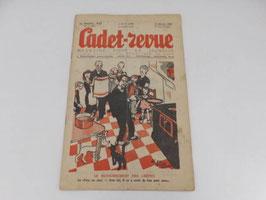 Cadet Revue n°147 Magazine pour la jeunesse / Cadet revue n°147 french comic