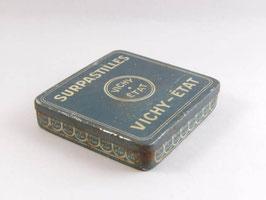 """Boite en métal Surpastilles Vichy Etat / """"Vichy Etat"""" sweet tin"""