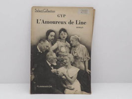 """Roman Select Collection L'Amoureux de Line  / """"L'Amoureux de Line""""  French mini story Select Collection"""