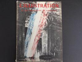 Journal l'Illustration n°4993, 1938 / L'Illustration magazine n°4993, 1938