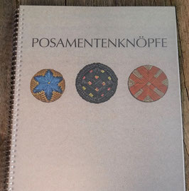 """Buch """"Posamentenknöpfe"""""""