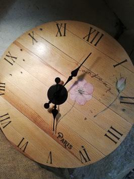 """Horloge """"Bonjour Paris"""""""