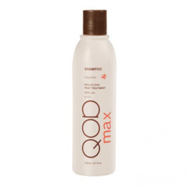 QOD max OrganiQ Post Treatment Shampoo 250ml