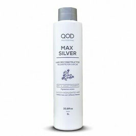 QOD max SILVER Brazilianisches Hair Keratin Treatment 1000ml