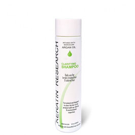 Clarifying shampoo für Pre-Keratin Behandlung 10oz