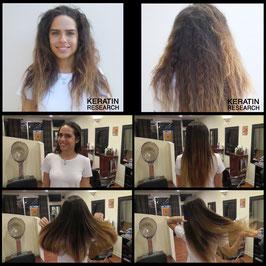INVERTO Blowout Brasilianische Haarglättung Behandlung Formaldehydfrei Set
